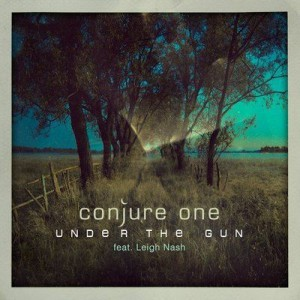 conjure one feat. leigh nash - under the gun (front)