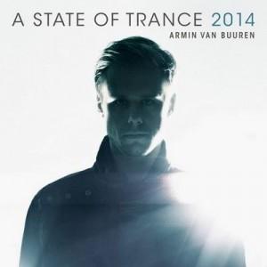 armin van buuren - a state of trance 2014 (front)